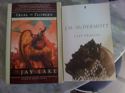 Trial of Flowers e The Last Dragon